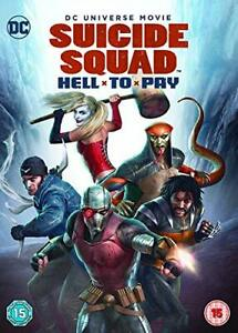 Suicide Squad: Hell To Pay [DVD] [2018][Region 2]