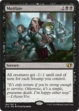 MUTILATE Commander 2014 MTG Black Sorcery Rare