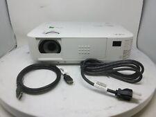 Nec Np-M322X 3200 Lumen Projector 14 Lamp Hours