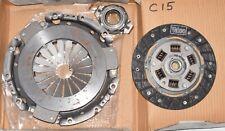 Motaquip Valeo Clutch Kit & Bearing Fits 1.4 Ford Escort Orion Fiesta MK111