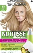 GARNIER NUTRISSE NOURISHING COLOR FOAM PERMANENT HAIRCOLOR - 8G - NEW IN BOX!
