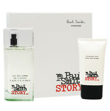 Paul Smith Story For Men 50ml EDT Spray Perfume Giftset Rare Discontinued