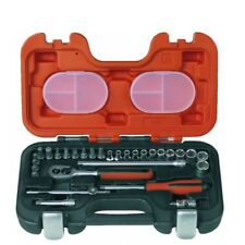 "Bahco S290 1/4"" Drive Metric Socket Set – 29 Piece Set – MPN: S290"