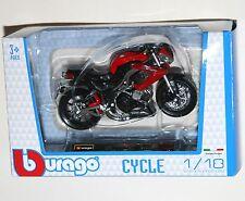 Burago - BENELLI TNT R160 - Motorcycle Model Scale 1:18