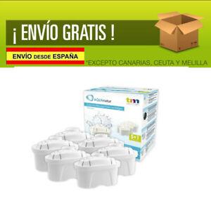 FILTROS Jarras BRITA MAXTRA Pack de 6 RECAMBIOS PURIFICA DURA de 6 a 12 meses