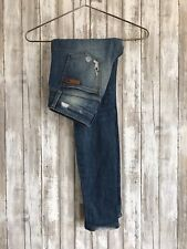 JOE'S Jeans 'Chelsea' Skinny Sexy Stretch PHOEBE Wash Distressed 24 * WORN *