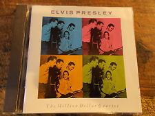 "CD ELVIS PRESLEY "" THE MILLION DOLLAR QUARTET"""