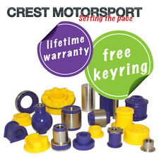 Honda Civic Coupe, Aerodeck, CRX POWERFLEX Rear Lower Shock Mount Bush PFR25-109