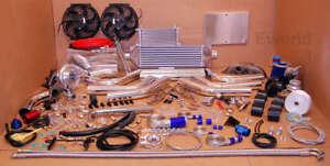 FOR Acura TSX K24Z3 CAST T3T4 Turbo Charger Kit TurboCharger Package T3 Kseries