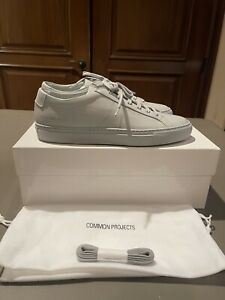 """Common Projects Achillies Low """"Grey"""" Size 40/7"""