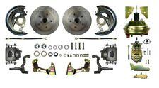 Brake Conversion Kit-Power Disc Front The Right Stuff AFXDC01C
