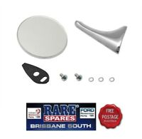 NASCO STYLE RIGHT HAND DOOR MIRROR FIT HOLDEN HK HT HG KINGSWOOD GTS PREMIER