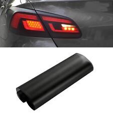 30*150cm Dark Matt Headlight Tint Film Fog Black Tail Lights Smoke Car Wrap UK
