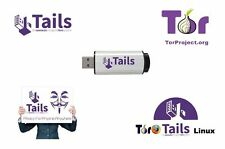 Linux TAILS Secure OS on FAST 16GB USB 3.0 Drive (Anonymous, private browsing)