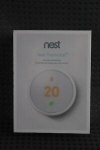 Nest Programmable Thermostat E - White (T4000EF)