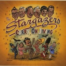 British Jump/Jive Band The Stargazers 2017 Albums Released By Limited Lp