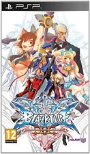 BLAZBLUE  CONTINUUM SHIFT II / 2         -----   pour PSP