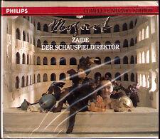 Mozart Zaide der Schauspieldirektor 2cd Mathis Schreier Cotrubas Colin Davis