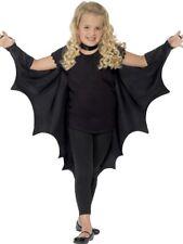 Enfants Garçons Filles Enfant Noir Vampire Halloween Costume Déguisement