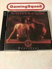 The Power of Love, Heartbeat CD, Supplied by Gaming Squad