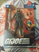 GI Joe Classified Cobra Commander