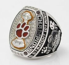 CLEMSON TIGERS ACC FOOTBALL CHAMPIONSHIP RING USA SELLER NOT CHINA FAST SHIPPING