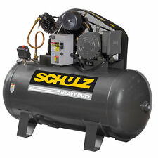 Schulz V-Series 5-Hp 80-Gallon Two-Stage Air Compressor (230-V 1-Phase)