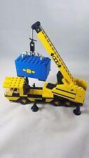 LEGO Town Classic Mobile Crane 6361 1986 100% Complete Legoland