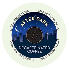 Wolfgang Puck After Dark Coffee Keurig K-Cups -  After Dark Decaf, 96 Ct