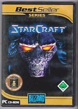 Best-seller Starcraft Star Craft 1 principal jeu + addon Brood était Jeux PC