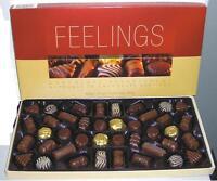 FEELINGS PRALINEN 400g - Schokolade - Mischung - Chocolate - Bonbon -