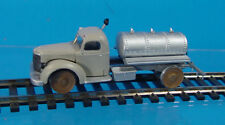 HO WISEMAN MODEL SERVICES OT5081 INTERNATIONAL KB-11 WEED SPRAYER RAIL TRUCK KIT