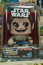 2017 Mighty Muggs Rey (Jakku) Star Wars Action Figure
