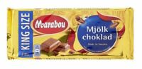 MARABOU MJÖLK CHOKLAD 250g - Vollmilch - Schokolade -