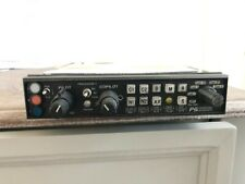 Ps Engineering Pma 6000M-C Audio-Marker-Intercom Panel With Faa Form 8130-3