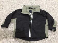 GAP kids 💙 boys hidden Hooded Jacket 🧥 Coat Size xxs 4/5  6/7 NWT $50