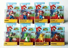 Nintendo Super Mario 2.5-Inch Figures *Choose One Character*