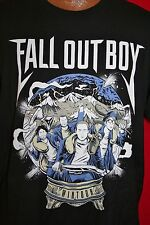 FALL OUT BOY 2016 Wintour Is Coming Concert Tour T-SHIRT L NEW Emo Rock Band