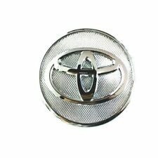 "4 pcs, Toyota, Wheel Center Cap, Chrome 57 MM / 2.25"", Corolla, Yaris, Prius"