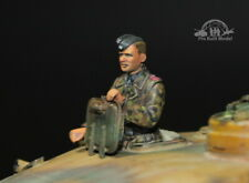 (Pre-Order) German Tank crew Normandy 1940 WWII 1:35 Pro Built Model #2