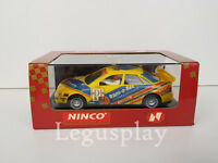 SCX Scalextric Slot Ninco 50138 Audi A4 Nissen