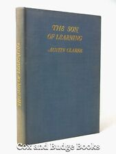 AUSTIN CLARKE The Son of Learning 1927 1st Irish satire Aislinge Mac Conglinne