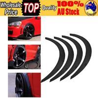 4X Car SUV Universal Mudguard Flares Arches Wheel Eyebrow Protector