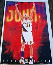 Vintage Reggie Millers Indiana Pacers Poster NEW Costacos 1995 NBA Basketball