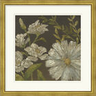 """Surya LJ-4074 Wall Art Earth and Floral II Brown 29"""" x 29"""" Square"""