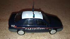 Modellino Alfa Romeo 155 1.8 16 v 1996 Carabinieri,scala 1:43
