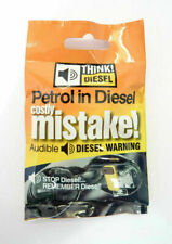 Think Diesel - Audible Fuel Warning Device - Petrol in Diesel a Costly MISTAKE!