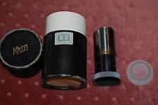 Vintage Kern Paillard Projector Stereo lens 1:1,6/20 mm