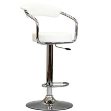 Diner Bar Stool - White
