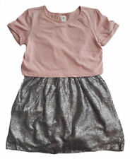 Sequin Short Sleeve Dresses (2-16 Years) for Girls